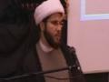 Imamah and Intercession - Sh. Hamza Sodagar - English
