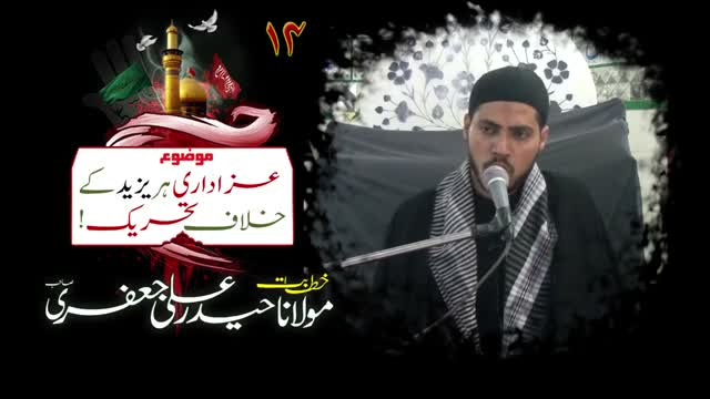 Non Muslim Perspective On The Revolution Of Imam Hussain: [Clip 14] Azadari Her Yazid Ke Khilaf Aik Tahrik