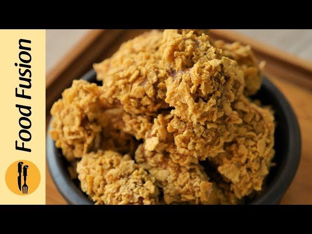 Quick Recipe Baked Air Fried Chicken Tender Pops English Urdu