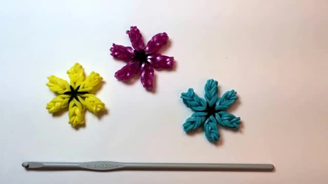 how to make rainbow loom charms without the loom