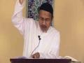 [Last - 20] - Tafseer Surah Aley Imran - Tafseer Al Meezan - Dr. Asad Naqvi - Urdu