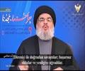 [Speech] Nasrallah ışid-in Hizbullah-ı yok etmek için amerika tarafından kurulduğunu anlatıyor - [Arabic Sub T