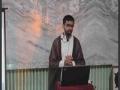 [Ramzan Lecture # 1/6]- Aqaid Course | Topic: Khuda Shinasi By Aga Kazim Bhojani - Urdu