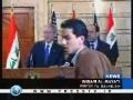 Shoe-tossing journalist Muntazir not seeking asylum - 21Jan09 - English