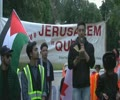 [2016 Al-Quds Day Rally Toronto]  Queens Park to US Consulate - All Languages
