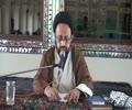 [02 Lecture] Organized Life | H.I Sadiq Raza Taqvi - Urdu