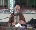 [03 Lecture] Organized Life | H.I Sadiq Raza Taqvi - Urdu