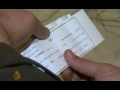 Hamas delivers cash relief to Gaza victims - 30Jan09 - English