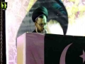 [Jashn-e-Wilayat-e-Mola Ali as] - Speech | Moulana Ali Anwar Jaffri - Urdu