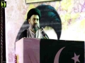 [Jashn-e-Wilayat-e-Mola Ali as] - Speech | H.I Moulana Ahmed Iqbal - Urdu