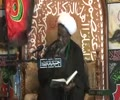 Day 26: Commemoration of the martyrdom of Imam Hussain (A.S) Night Session, 26th Muharram, 1437AH