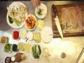 Sabores del mundo - World Flavors - Saludable, llena de color y sabor - Spanish