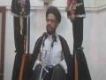 [01] Topic: Ummat-e-Wahida | Maulana Zaki Baqri - Muharram 1438/2016 (Mahfil e Murtuza)- Urdu