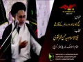 [07] Topic: Nahj ul Balagha Or Dour e Hazir k Taqazay | H.I Molana Hasan Zafar Naqvi - Muharram 1438/2016 - Urdu