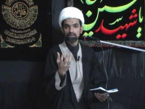[08-Majlis 7th Muharram 1438H] Maulana Mehdi Abbas | Topic: اسلام سے اسلام تک - Urdu