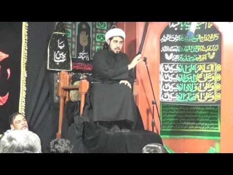 [9] Shaykh Mahdi Rastani 9th Muharram 1438/2016 IEC -San Antonio - English