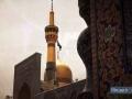 [short clip] ایک معنوی سفر کی کھانی  visit to Haram of imam reza PBUH - Urdu