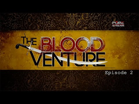 The Season of free heartedness | THE BLOOD VENTURE | English