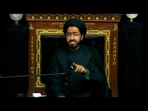 IQ and EQ; Dua Kumayl Recitation with Commentary - Syed Ali Reza Jan Kazmi  - English