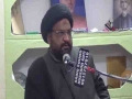 [04] Dua-e-Makarim ul-Akhlaaq - 26th Muharram 1438 A.H - Moulana Syed Taqi Raza Abedi