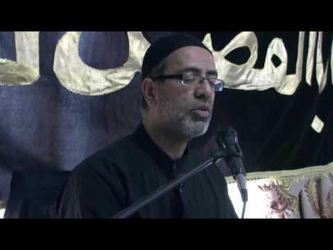 [Speech] Raza-e-Ilahi - Sheikh Khalil Jaffer - 26-Nov-2016 - English
