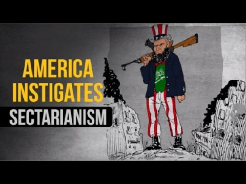 America Instigates Sectarianism | Leader of the Muslim Ummah | Farsi sub English