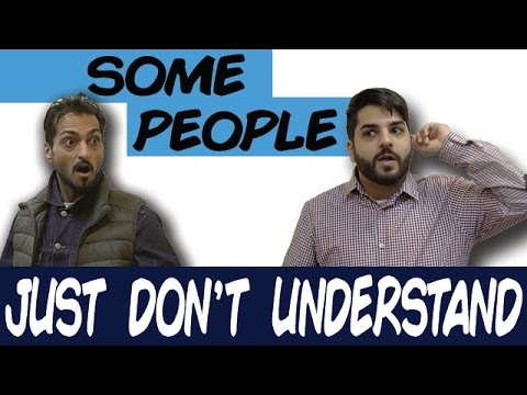 [SKIT] Some people just don\'t understand | Nadir and Muslim | English