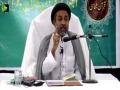 [Day 03] Topic: Seerat Payghamber-e-Rehmat (saww)   H.I Muhammad Haider Naqvi - 1438/2016 - Urdu
