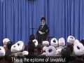 Ayatollah Khamenei: What is the epitome of Tawakkul? - Farsi sub English
