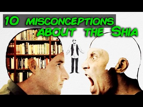 Biskit | 10 Misconceptions About the Shia (Jafari) School of Thought | English