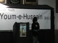 Hussain Day - Speech by a Sunday School Student - English