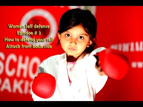 Women Self defense Episode 3 - Urdu