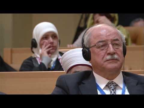امام خامنه ای در ششمین کنفرانس بینالمللی حمایت از انتفاضه فلسطی�