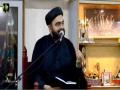 [Ashra-E-Majalis-(06)] Ayyame Fatimiyya 2017 | Topic: Khutba e Fadak | H.I Moulana Muhammad Ali Naqvi  - Urdu