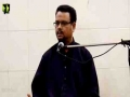 [MAHANA FIKRI NASHIST-(03)] CHALO HUSSAIN A.S. KAY SATH   LECTURE :  DR. ZAHID ALI ZAHIDI - URDU