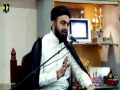 [Ashra-E-Majalis-(09)] Ayyame Fatimiyya 2017 | Topic: Khutba e Fadak | H.I Moulana Muhammad Ali Naqvi  - Urdu
