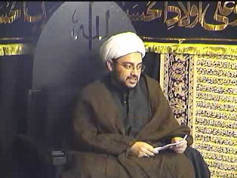 H.I Hayder Shirazi - Associates Of Imam Mahdi (A.S) - Majlis 2 - English