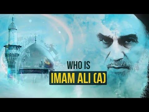 Who is Imam Ali (A)? | Imam Khomeini | Farsi sub English