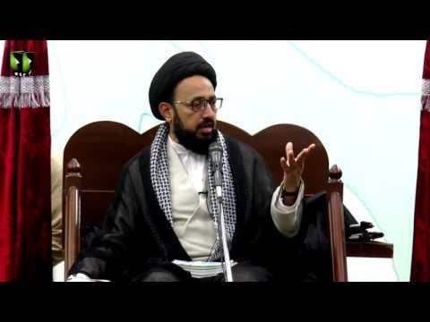 [Majlis-e-Aza] عبادتِ خدا اور طاغوت سے اجتناب کا حقیقی معنی | H.I Sadiq Taqvi | Urdu