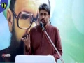 [یوم معلم : بیاد شہید مرتضی مطہری ] Speech : Prof. Ameer Rizvi - Urdu