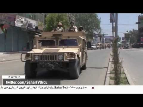 [17 May 2017] افغانستان:سرکار ریڈیو ٹی وی کی عمارت پر حملہ، 8 ہلاک - Urdu