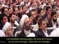 Jamenei. Los enemigos externos e internos. - Farsi sub Spanish