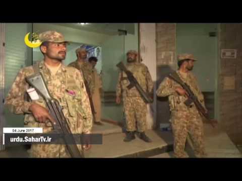 [04Jun2017] سعودی عرب اور امارات پاکستان میں دہشتگردی مالی حامی  - Urdu