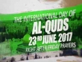 [Quds Day 2017] CHENNAI, India Promo | Silence is not an option | English