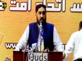 [Al-Quds Conference 2017] Speech : Janab Azhar Hamdani - Mah-e-Ramzaan 1438 - Urdu