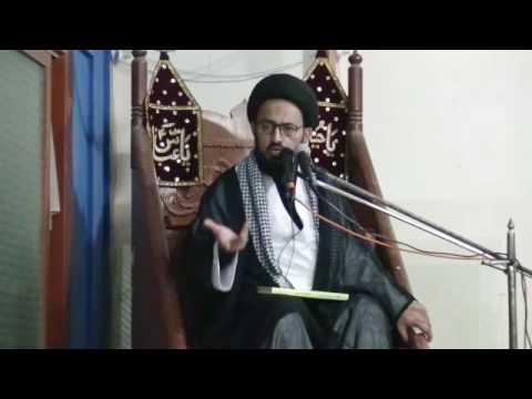 [Majlis 01 - Shahadat Imam Ali (as) 1438] Topic: Wilayat k Taqazay   H.I Sadiq Raza Taqvi - Urdu