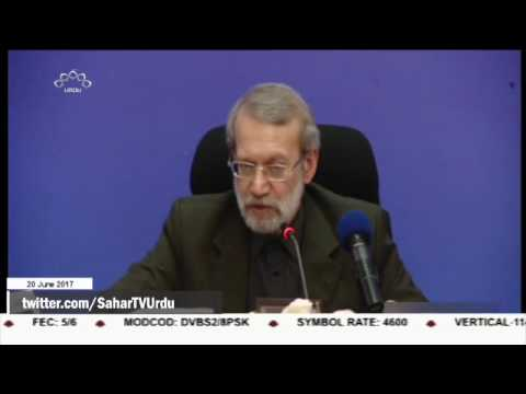 [20Jun2017] اسرائیل کے ساتھ بعض عرب ملکوں کی دوستی ایک المیہ - Urdu