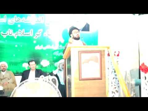 [Mah-e-Ramzaan 1438] Topic: اسلام محمدی کے احیاءگر امام   H.I Sadiq Raza Taqvi - Urdu