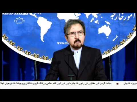 [10Jul2017] امریکہ، شام میں جارحانہ اقدامات بند کرے، ایران- Urdu