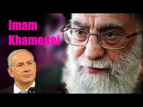 Netanyahu terrified of Ayatollah KHAMENEI ! - English